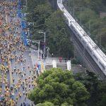 Rinviata la maratona di Wuhan per la crescita dei contagi in Cina