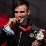 Ai mondiali di ginnasticaBartolini entra nella storia