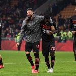 Il Milan non si ferma e batte anche il Torino 1-0 con Giroud