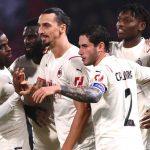 Il Milan batte il Bologna 4-2 e torna in vetta